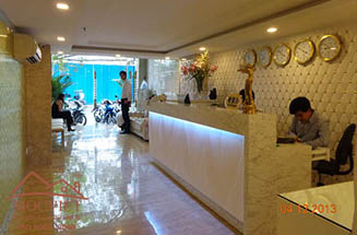 Nội Thất Khách Sạn Hồng VINA Quận 1