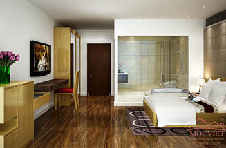 Nội Thất Khách Sạn Đảo Xanh Đà Nẵng