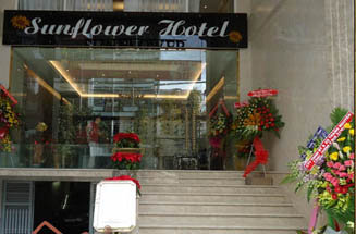 Nội Thất Khách Sạn Sunflower