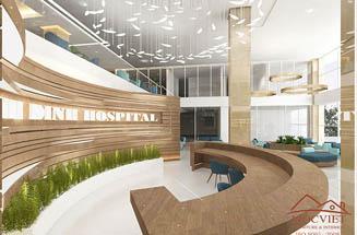 Nội Thất Văn Phòng Bệnh Viện - Bình Định