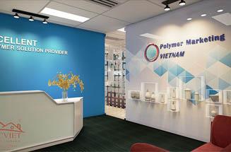 Nội Thất Văn Phòng Polymer Marketing