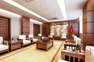 Nội Thất Văn Phòng Sở Cảnh Sát PC&CC Thành Phố Hà Nội