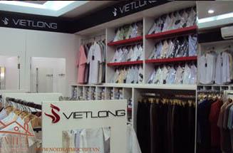 Nội Thất Showroom Việt Long