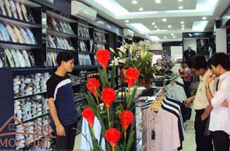 Nội Thất Showroom Việt Tiến